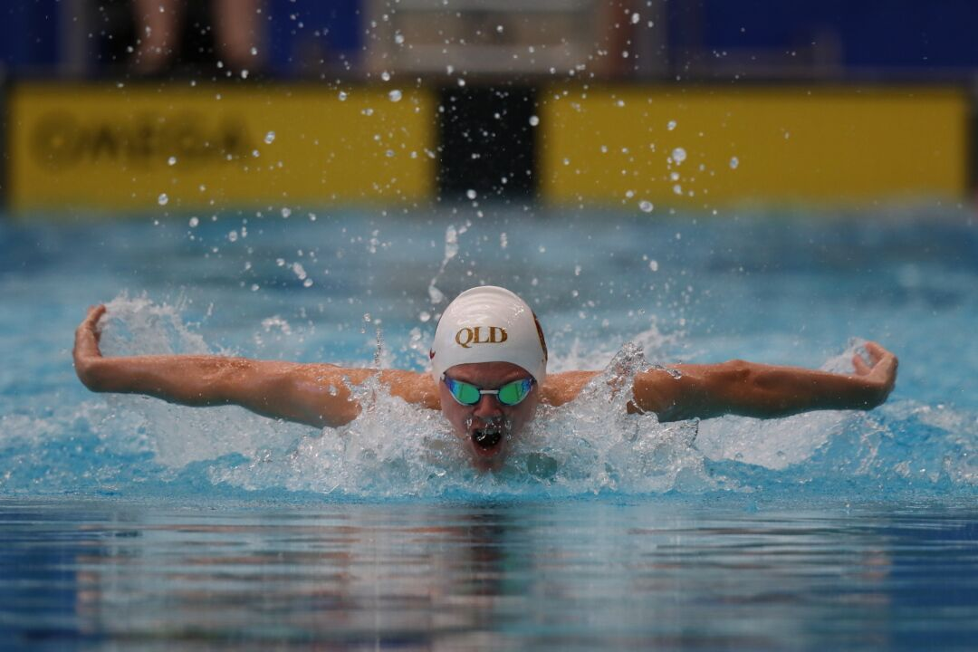 Swimming splashes back into 2017 Pacific School Games