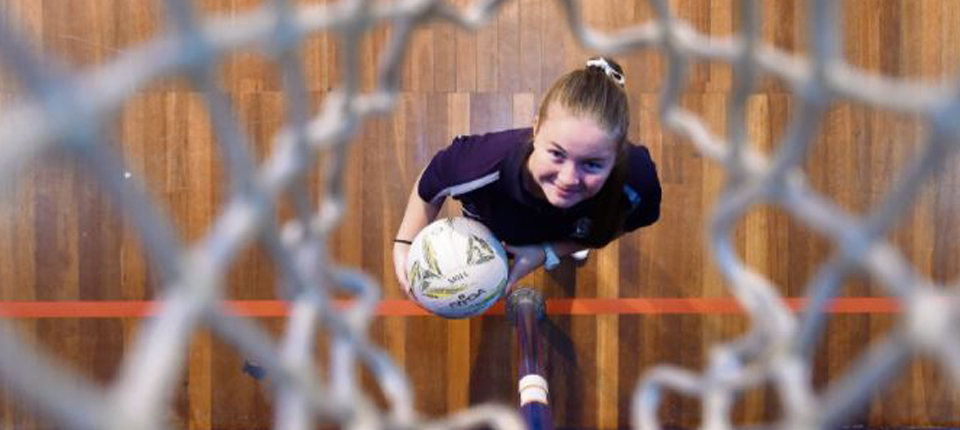 Southern River College student one of WA netball's most talented young whistle blowers (Community Comment)
