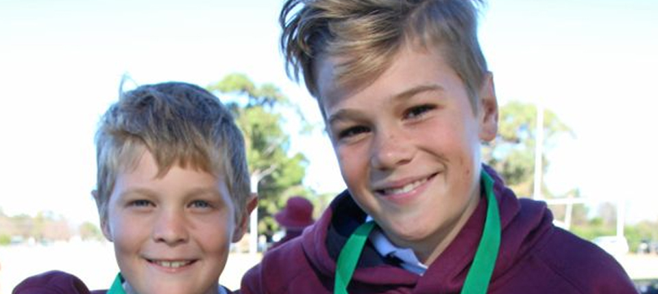 Allora jumping siblings go high in athletics (Warwick Daily News)