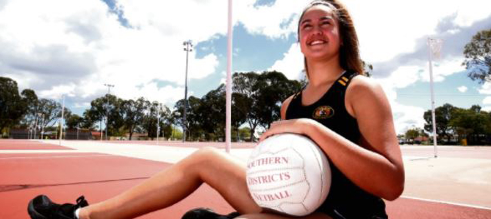 Byford netballer has sights set on Pacific School Games (Community Comment)