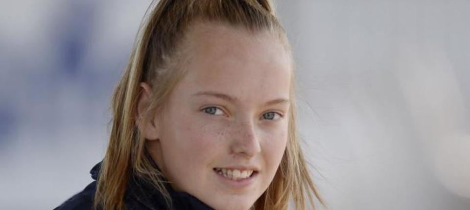 Ashlee prepares to power Victoria (Shepparton News)