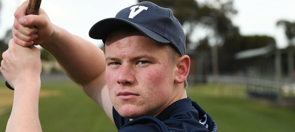 Cody Rodwell hits big time with US dream within reach (Macedon Ranges Leader)