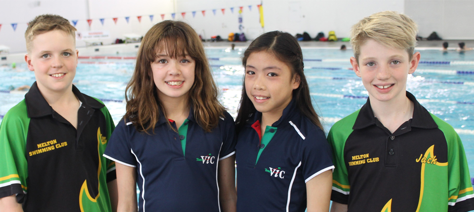 Games thrills for Melton swimmers (Star Weekly)