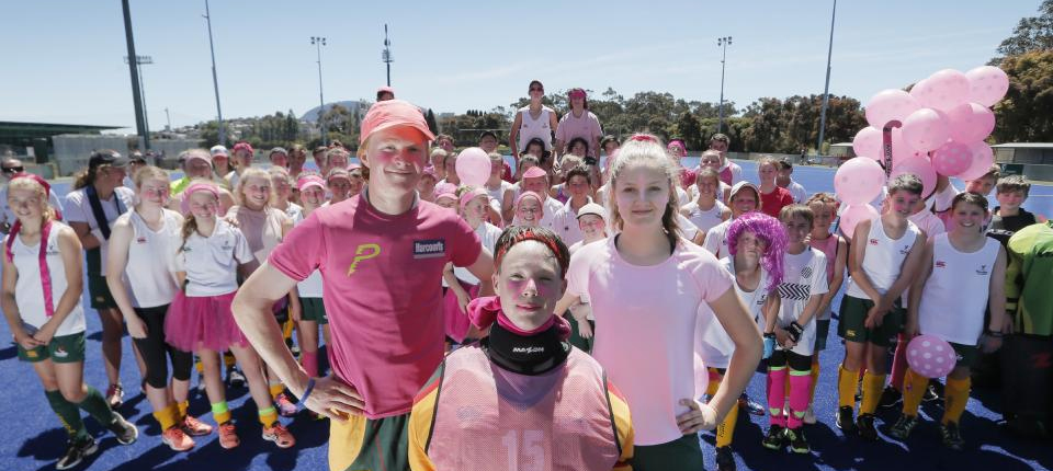 Josh and his hockey teammates lead fight against bullies on International Stand Up to Bullying day (The Mercury)