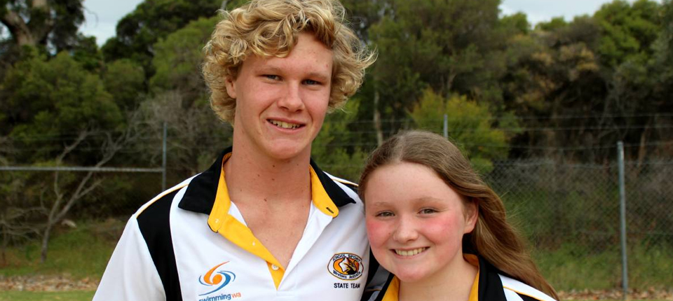Busselton swimmers selected for state team (Busselton Mail)