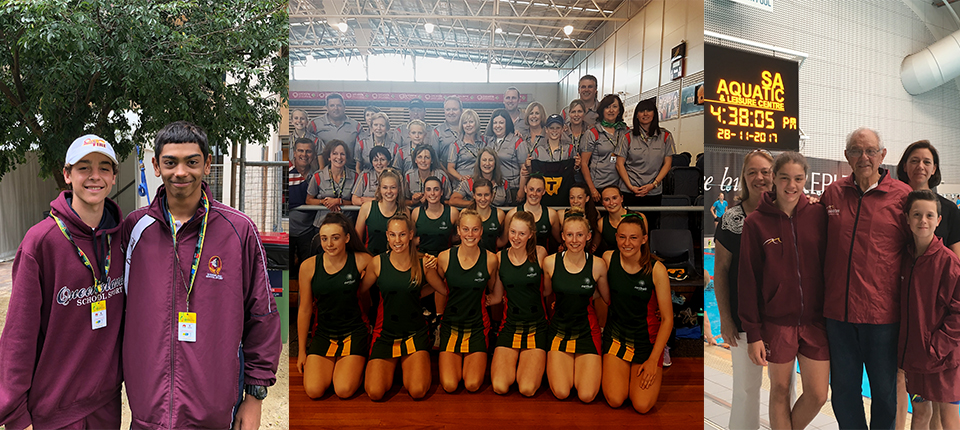 GAMES E-NEWS: Tassie netballers on the up at #PSG17